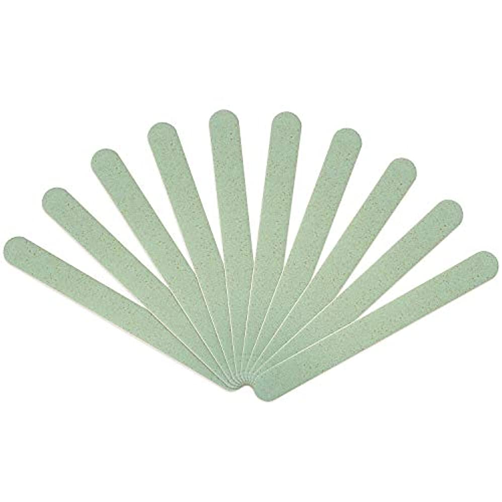 マイルストーン高潔な合金CIPOWバッファー 爪やすり 爪 磨き ネイルシャイナー 10本入バッファー400/6000グリット ネイルをつやつやに スポンジファイル ソフトファイル ネイルポリッシュファイル