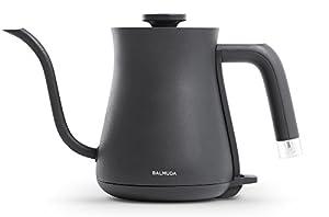 バルミューダ 電気ケトル BALMUDA The Pot K02A-BK(ブラック)