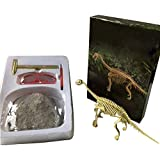 OMAS Dinosaur Dig Science Kit , Manual DIY Assembly of Dinosaur Skeleton Dinosaur Fossil Toys for Children(Diplodocus)