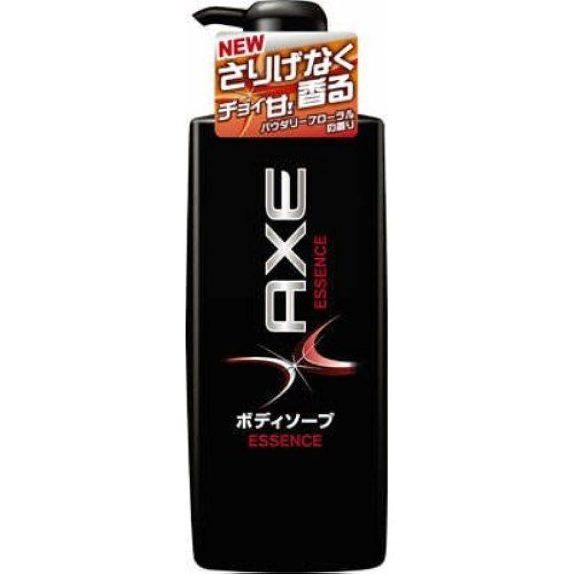 発送財政天国アックス(AXE) ボディソープ エッセンス ポンプ 480g
