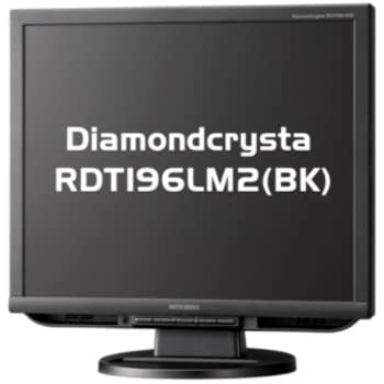 MITSUBISHI 19型三菱液晶ディスプレイ ブラック RDT196LM2(BK)