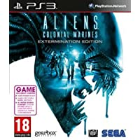 Aliens: Colonial Marines - Extermination Edition (PS3) (輸入版)