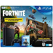 PS4 500GB Console with Bonus Fortnite Content