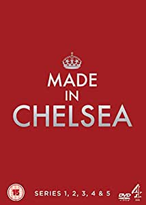 Made in Chelsea (Complete Series 1-5) - 14-DVD Box Set ( Made in Chelsea - Complete Series One to Five ) [ NON-USA FORMAT, PAL, Reg.2 Import - United Kingdom ]