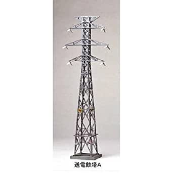 トミーテック ジオコレ 情景コレクション 情景小物084 送電鉄塔A ジオラマ用品