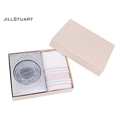 (ジル・スチュアート)JILL STUART ハンカチ&ミラーセット ギフトBOX JS009
