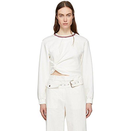 (スリーワン フィリップ リム) 3.1 Phillip Lim レディース トップス スウェット・トレーナー White Twisted Sweatshirt [並行輸入品]