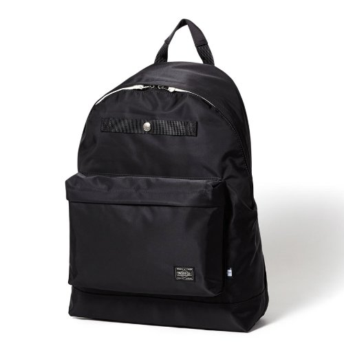 (ヘッド・ポーター) HEAD PORTER | SHATI | DAY PACK BLACK/BLACK