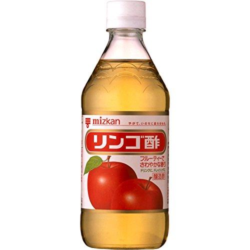 ミツカン リンゴ酢 500ml×10本
