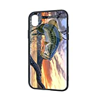 スマホケース IPhone XR ケース バス釣り おしゃれ 人気 かわいい 保護ケース アイフォンXR対応 衝撃吸収 耐摩擦 反指紋 滑り防止 超軽量 携帯ケース