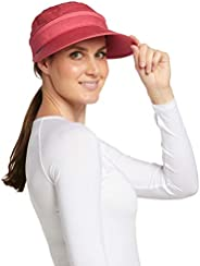 Solbari UPF 50+ Sun Protection Wanderlust Visor - one Size - UV Protection, Sun Protective