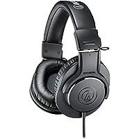 audio-technica オーディオテクニカ プロフェッショナルモニターヘッドホン ATH-M20x スタジオレコーディング / 楽器練習 / ミキシング / DJ / ゲーム