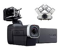 【XYステレオマイク・カプセル/XYH-6付】ZOOM ズーム Q8 ハンディビデオレコーダー