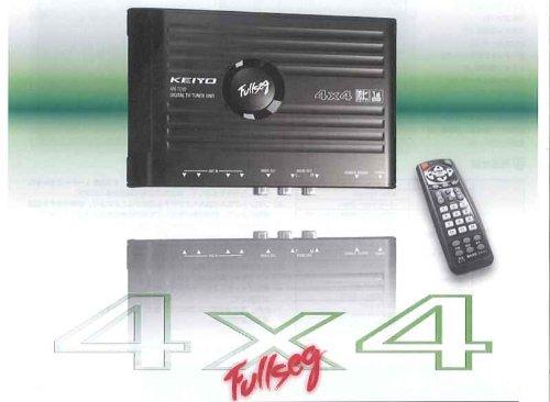 ケイヨウ(KEIYO) 地上デジタルTVチューナー 4X4フルセグ AN-T010