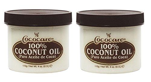 COCOCARE ココケア ココナッツオイル 110g×2個セット