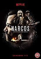 Narcos Season 1-3 [DVD]