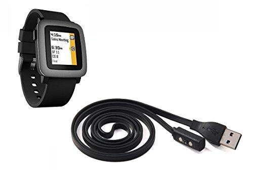 「Pebble Time」用充電ケーブルがAmazonで1,600円