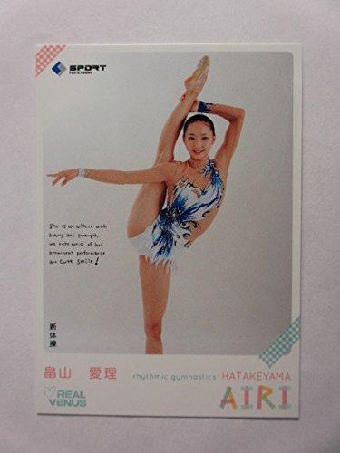 BBM2014リアルヴィーナス【レギュラーカード】58畠山愛理/新体操