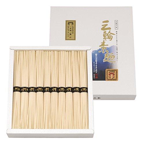 三輪素麺 誉 NKK-15 500g