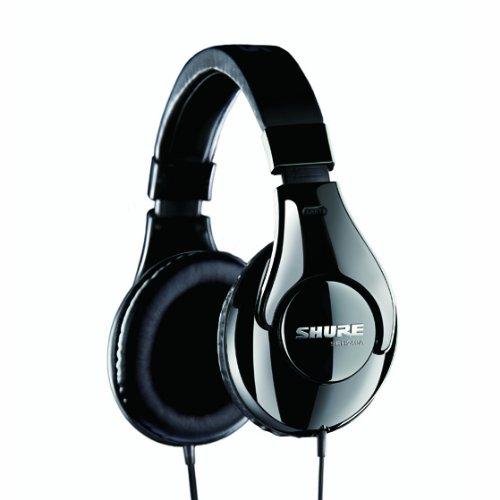 SHURE ヘッドホン SRH240 密閉型 エントリーモデル SRH240A 【国内正規品/メーカー保証2年】