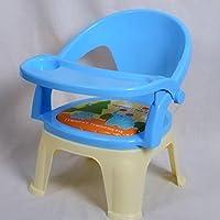 qazseベビー椅子幼児幼児用Feedingブースターシート折りたたみ安全ポータブル7 – 12ヶ月1 – 2 - 3 – 5 Years Funダイニング椅子
