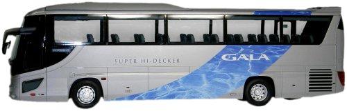 1/32バスシリーズNo.2 いすゞガーラ SUPER HI DECKER