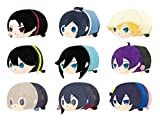 もちもちマスコットミニ 刀剣乱舞-ONLINE- BOX商品 1BOX=9個入り、全9種類