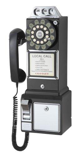 RoomClip商品情報 - 50sアメリカ公衆電話 PAY PHONE ブラック