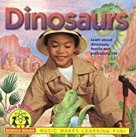 Science Series: Dinosaurs Music CD by Twin Sisters