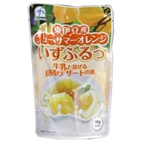 伊豆フェルメンテ いずふるっ 東伊豆産ニューサマーオレンジ 150g×10袋入