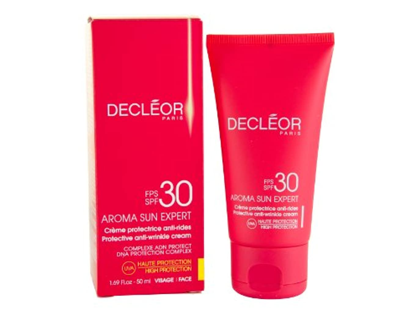 うがい薬敬礼影響力のあるデクレオール(DECLEOR) プロテクティブ サンクリーム 50g(日焼け止めクリーム)SPF30