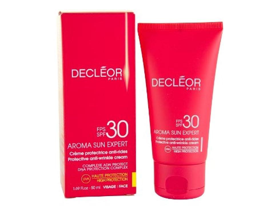 書くほこり集中デクレオール(DECLEOR) プロテクティブ サンクリーム 50g(日焼け止めクリーム)SPF30