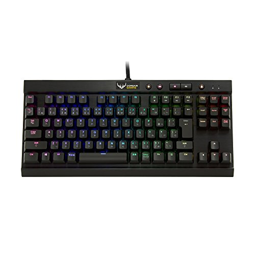 Corsair Gaming K65 RGB MX Red K...