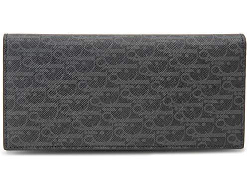 クリスチャン ディオール ディオールオム Dior Homme 長財布 2DEBC002 XIS H02G モノグラム レザー ダークグレー メンズ 財布 [並行輸入品]
