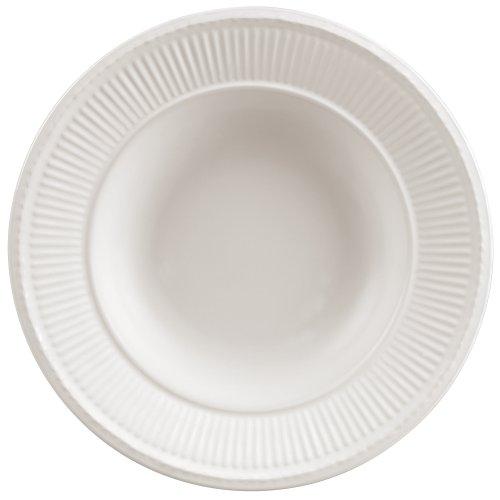 RoomClip商品情報 - ウェッジウッドエドムホワイトスープ皿幅23cm