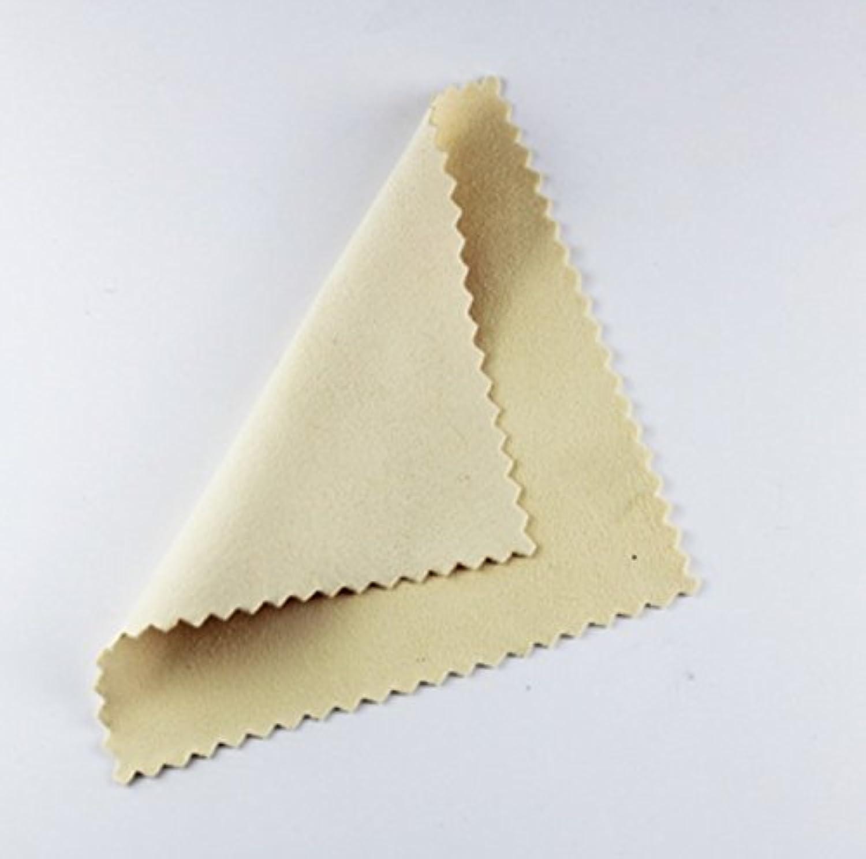 陶芸用品 セーム皮 陶芸道具 100mm×100mm なめし皮 鹿革 天然皮革 追跡番号付で発送 日本製
