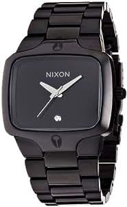 [ニクソン]NIXON 腕時計 THE PLAYER ALL BLACK NA140001 メンズ [正規輸入品]