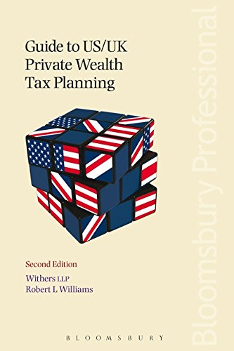 Download Guide to US/UK Private Wealth Tax Planning 1847665098