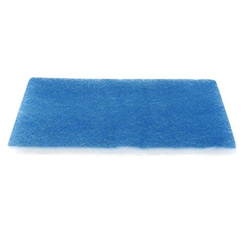 エアブラシ フィルタースポンジ スプレー 塗装ブース用 濾過 スポンジプレフィルター 取り替え