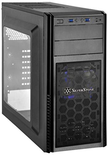 30fd1504c0 SilverStone Precision CASE PCケース ATXタワー型 Silver Stone SST-PS11B-W