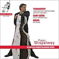 Tchaikovsky, Saint-Saens, Bruch: Cello Works by Pieter Wispelwey (2001-05-08)