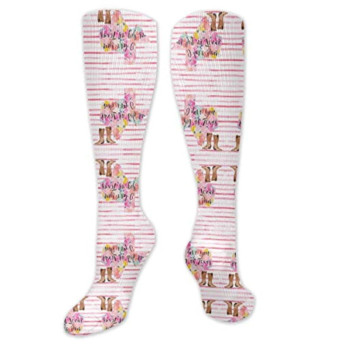 トラックびっくり歪める靴下,ストッキング,野生のジョーカー,実際,秋の本質,冬必須,サマーウェア&RBXAA I Love You As Big As Texas Socks Women's Winter Cotton Long Tube Socks...