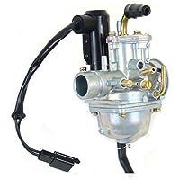 Carburetor For 2 Stroke E-TON Eton TXL50 Lightning Viper 50(electric choke) [並行輸入品]