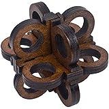 メガネロッククリエイティブ玩具魔法のバックル分解玩具アンロック玩具