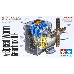 タミヤ テクニクラフトシリーズ No.8 4速...の関連商品4