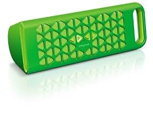 CREATIVE MEDIA Creative MUVO 10 グリーン NFC Bluetooth ポータブルスピーカー スピーカーフォン SP-MV10-GR