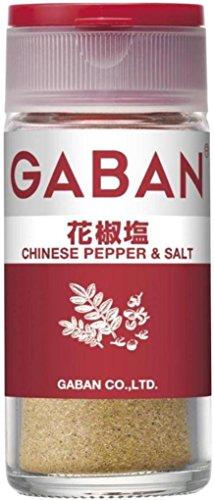 ハウス GABAN 花椒塩<パウダー> 35g×5個