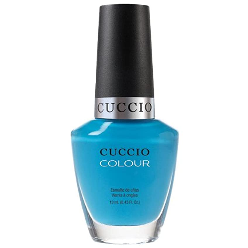 Cuccio Colour Gloss Lacquer - St. Bart's in a Bottle - 0.43oz / 13ml