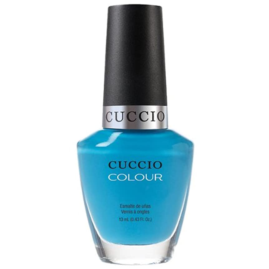 みなす時制王子Cuccio Colour Gloss Lacquer - St. Bart's in a Bottle - 0.43oz / 13ml