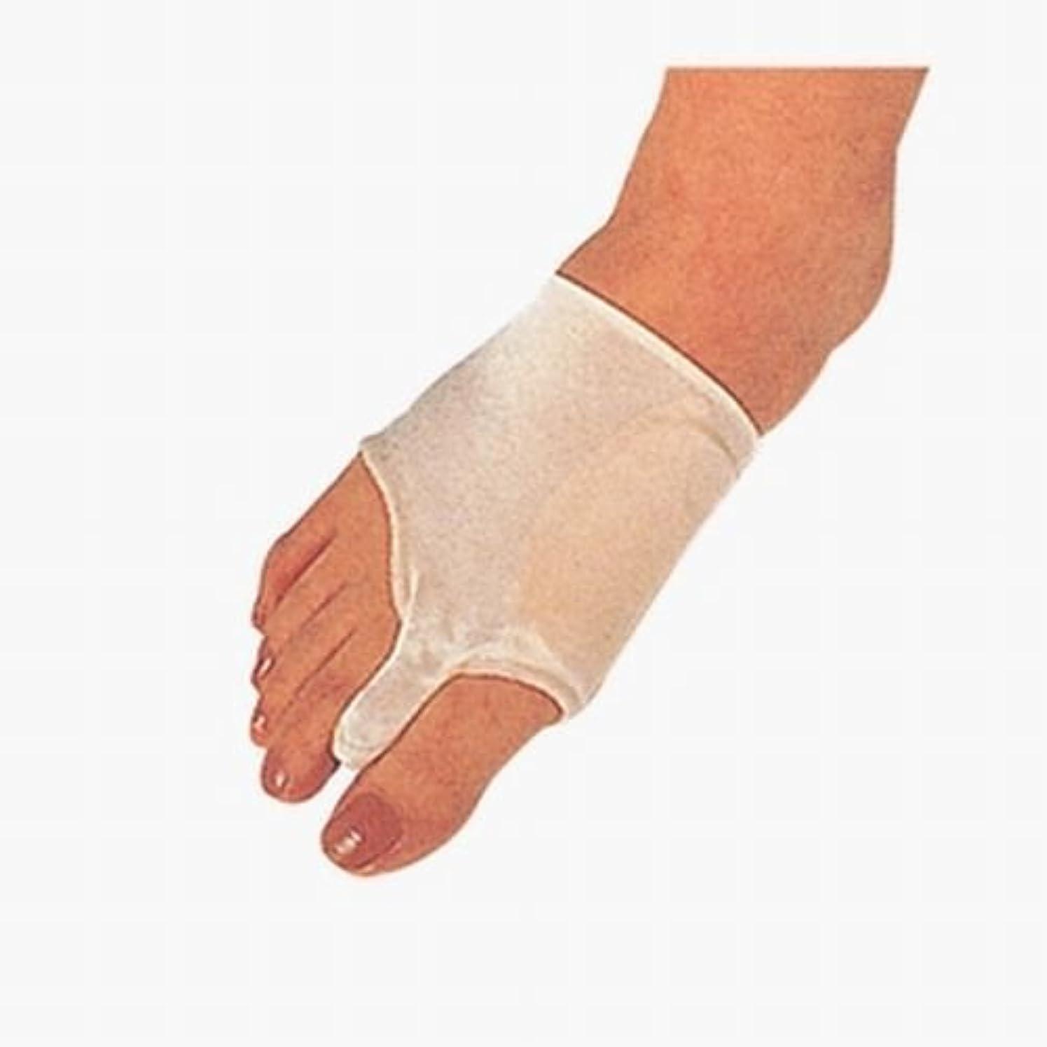 忌まわしいフィドル例示するSORBO(ソルボ) ソルボ外反母趾サポーター薄型(片方入り/右足用)